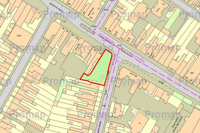 Thumbnail Land to let in Mount Pleasant, Coventry Road, Small Heath, Birmingham