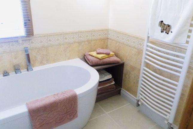 Bathroom of Valasay, Bernera, Isle Of Lewis HS2