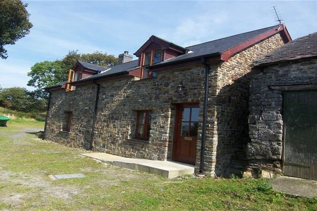 Thumbnail Cottage to rent in Llanilar, Aberystwyth