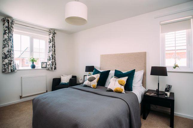 Bedroom of Lighton Mews, Eccles, Manchester M30
