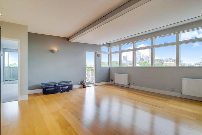 Thumbnail Flat to rent in Tanner Street, London
