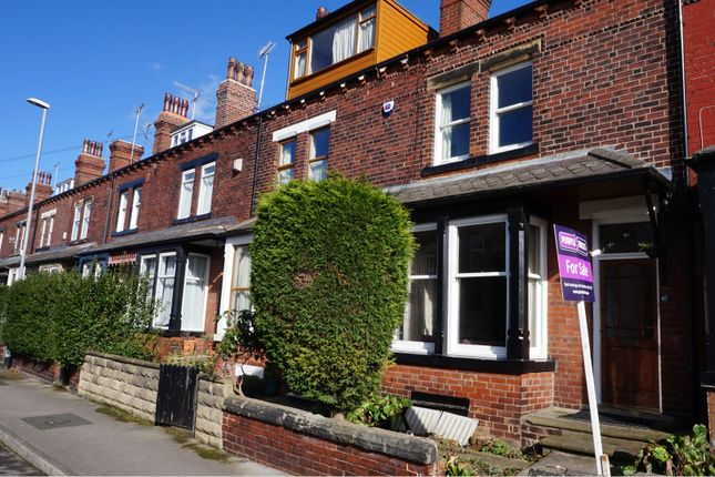 Thumbnail Terraced house for sale in Kirkstall Avenue, Leeds