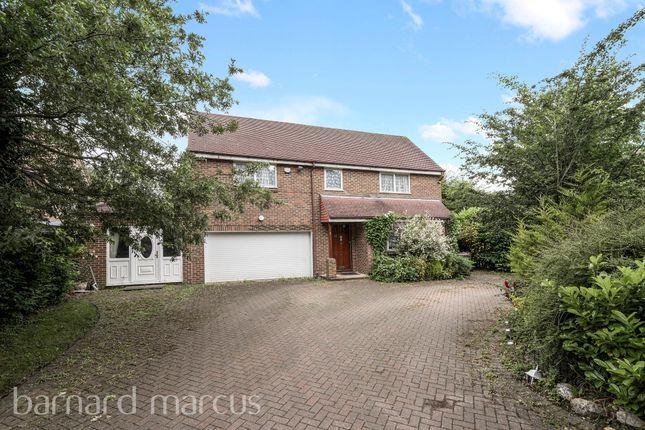 Thumbnail Detached house for sale in Tollhouse Lane, Wallington