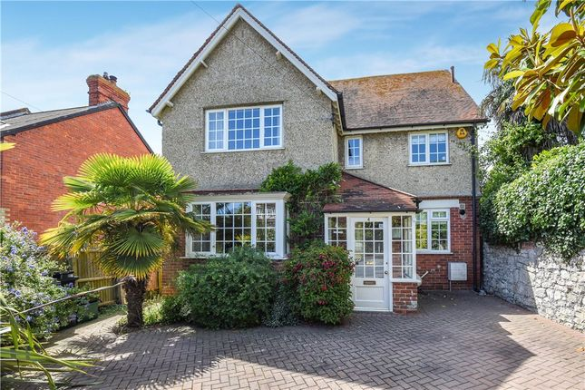 Thumbnail Detached house for sale in Old Castle Road, Weymouth, Dorset