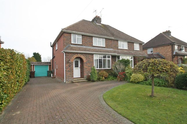 3 bed semi-detached house for sale in Kiln Meadows, Fairlands, Guildford