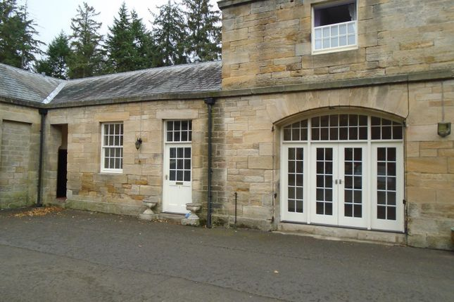 Thumbnail Cottage to rent in Carriage House, Mitford, Morpeth