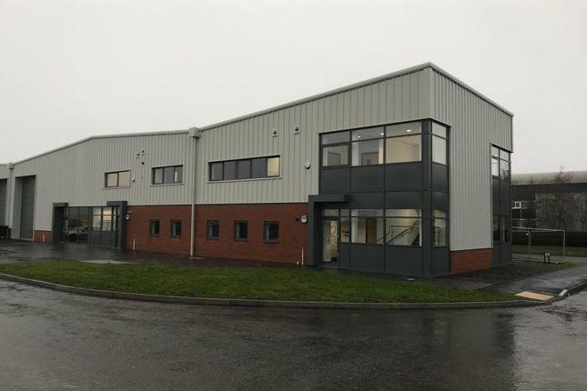 Thumbnail Office to let in Hownsgill Industrial Park, Knitsley Lane, Consett