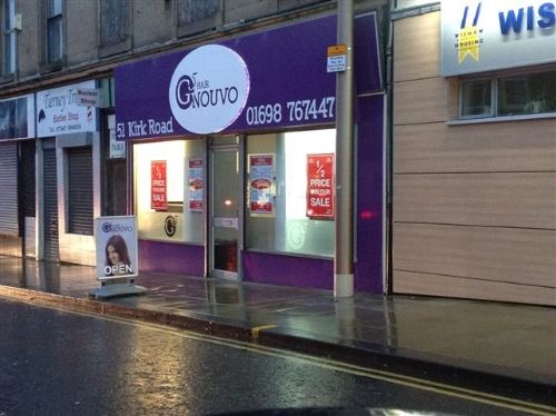 Thumbnail Commercial property for sale in Wishaw, Lanarkshire