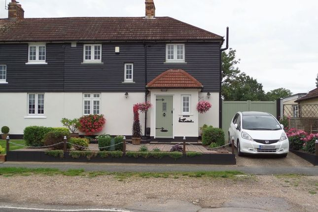 Thumbnail Semi-detached house for sale in Stifford Clays Road, Orsett, Grays