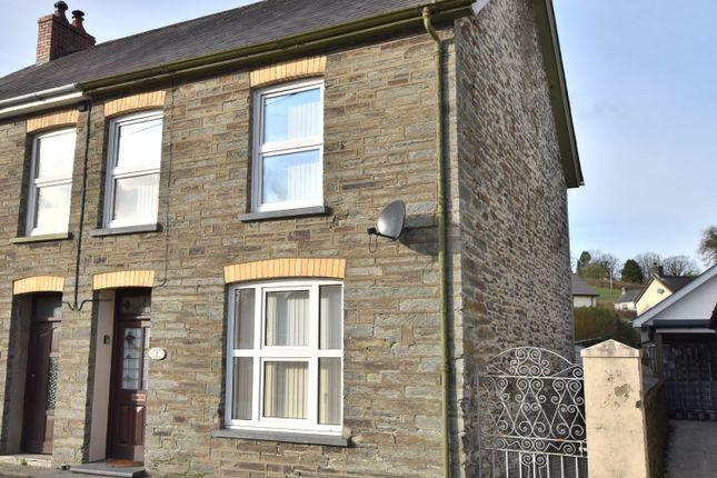3 bed semi-detached house for sale in Drefach Felindre, Llandysul, Carmarthenshire, 5Ug SA44