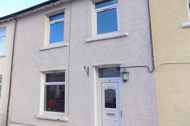 Thumbnail Terraced house to rent in Cambrian Street, Deri, Bargoed