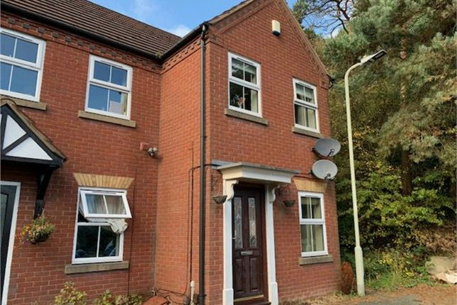 Thumbnail Flat for sale in Sheepwell Court, Ketley Bank, Telford, Shropshire