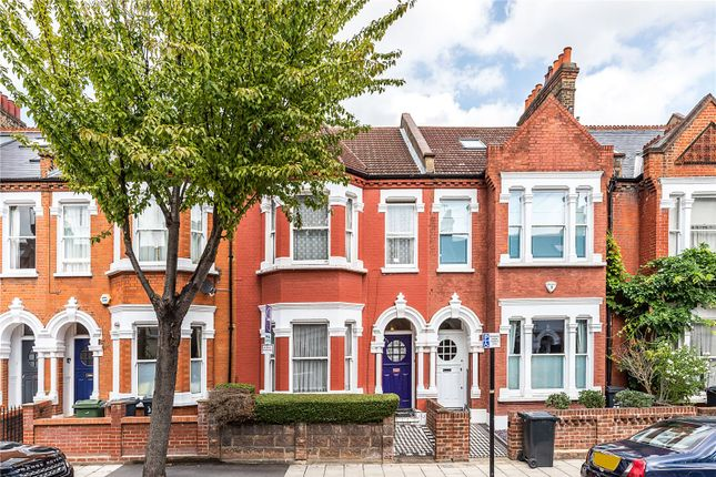 Thumbnail Terraced house for sale in Englewood Road, London