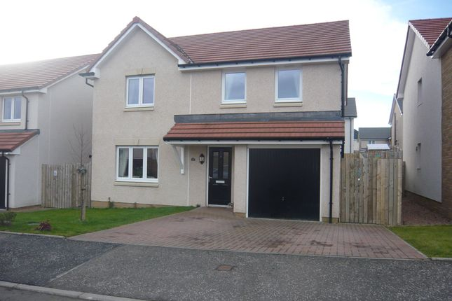 Thumbnail Detached house to rent in Mackinnon Place, Dunfermline