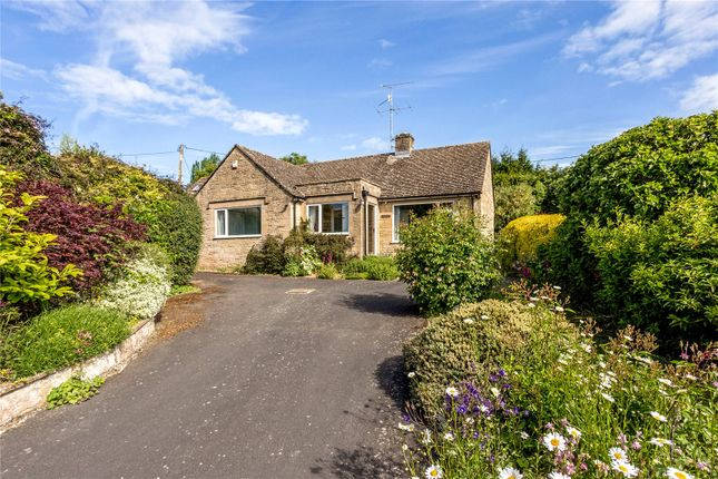 Thumbnail Bungalow for sale in Ampney Crucis, Cirencester, Gloucestershire