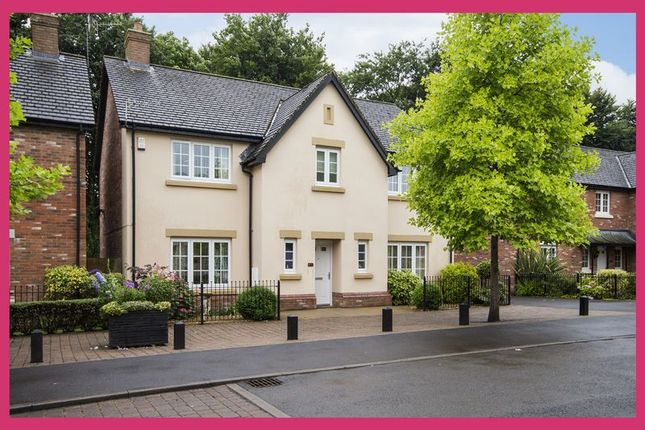 Thumbnail Detached house for sale in John Fielding Gardens, Llantarnam, Cwmbran