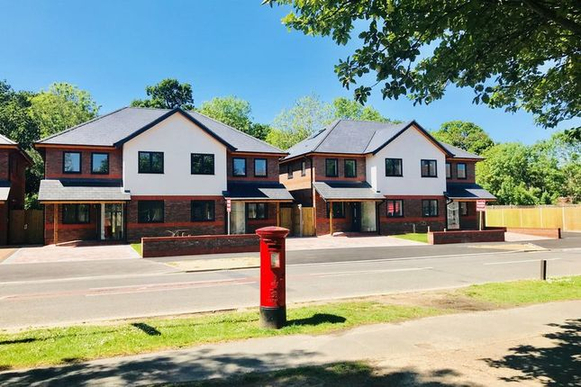 Thumbnail Semi-detached house for sale in St. Nicholas Avenue, Gosport