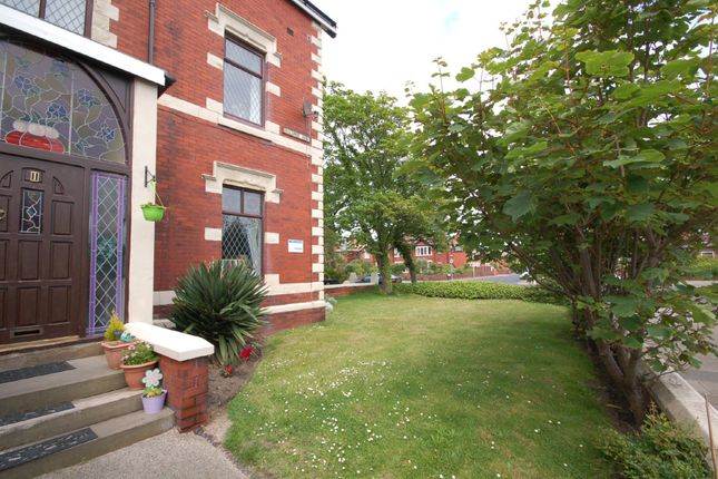Thumbnail End terrace house for sale in Boscombe Road, Blackpool