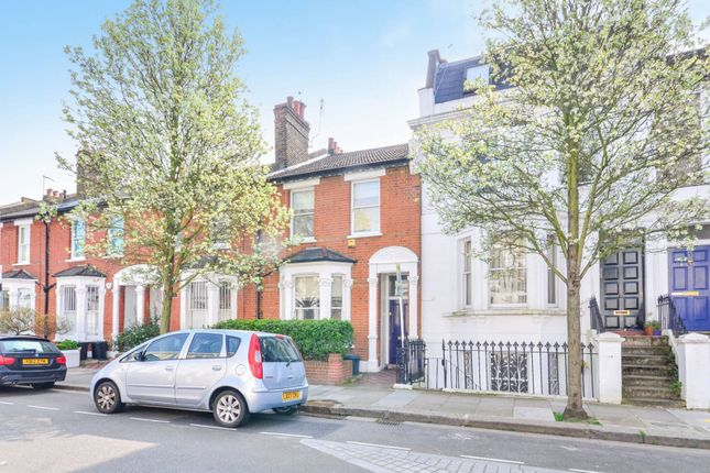 Thumbnail Terraced house to rent in Anselm Road, Fulham Broadway