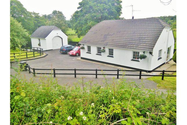 Thumbnail Detached bungalow for sale in Crownhall Road, Enniskillen