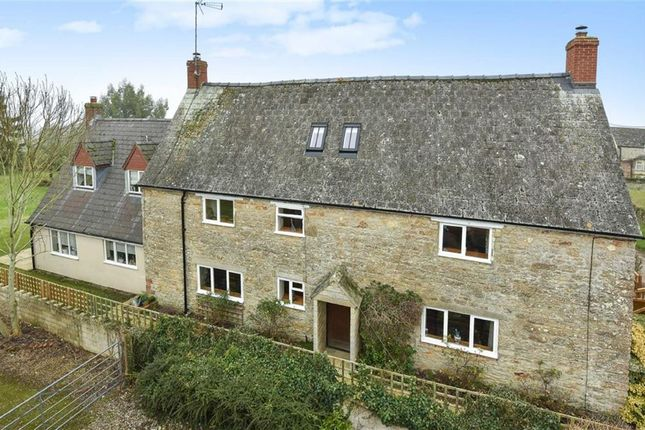 Thumbnail Country house for sale in Church Row, Hinton Parva, Wiltshire