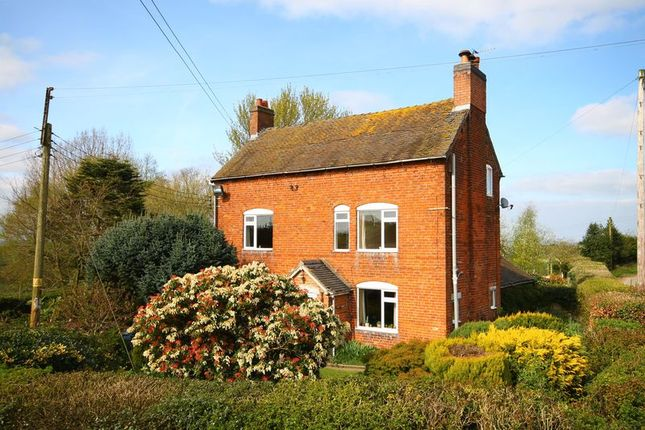 Thumbnail Detached house for sale in Doxey Wood Farm, Thorneyfields Lane, Stafford