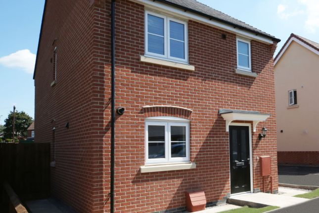 Thumbnail Detached house for sale in Off Halstead Road, Mountsorrel