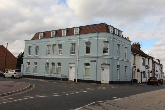 Thumbnail Flat to rent in Clarendon House, Church Street, Gillingham, Kent
