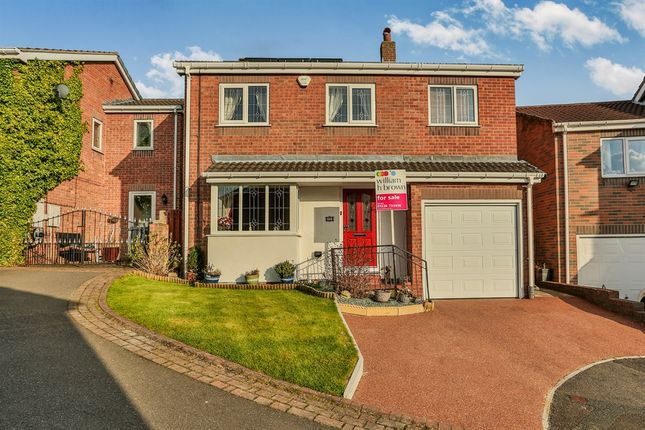 Thumbnail Detached house for sale in Pennine Close, Darton, Barnsley