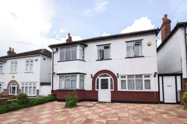 Thumbnail Detached house for sale in Downsview Road, London