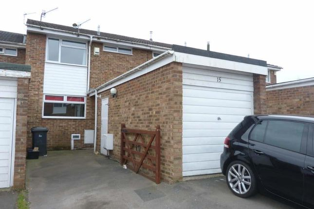 Thumbnail Terraced house to rent in Leaholme Gardens, Whitchurch, Bristol