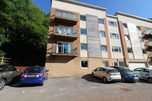 Thumbnail Flat for sale in Dyffryn Court, Abercarn, Newport