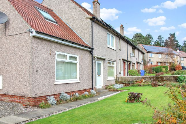 Thumbnail End terrace house for sale in Cameron Crescent, Kippen, Stirling