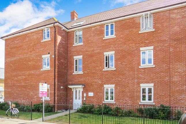 Thumbnail Flat for sale in Snowdrop Street, Wymondham