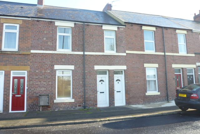 Thumbnail Flat for sale in Burradon Road, Burradon, Northumberland