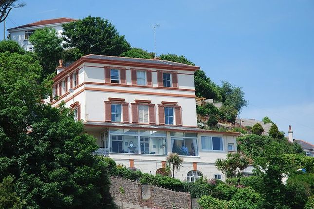 Thumbnail Flat for sale in Rock Road, Torquay