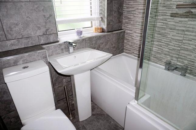 Bathroom of Lochaber Place, West Mains, East Kilbride G74
