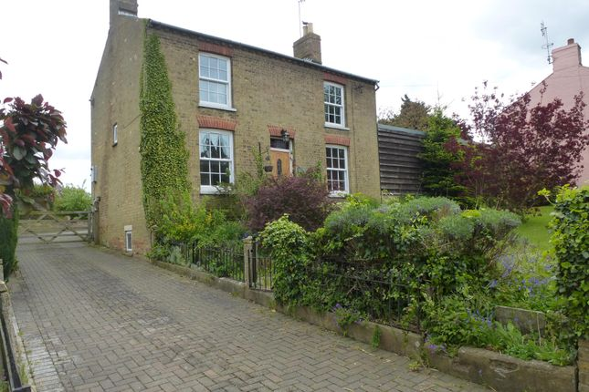 Thumbnail Detached house to rent in Station Road, Haddenham, Ely