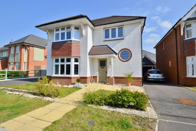 3 bed detached house for sale in Lodge Park Drive, Evesham WR11