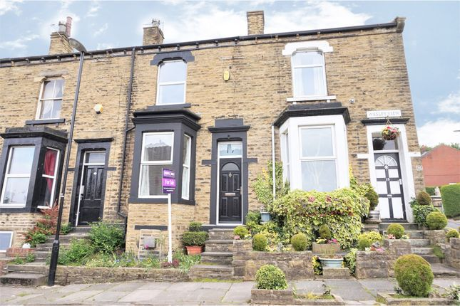 Thumbnail Terraced house for sale in Wesley View, Leeds