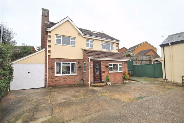 Thumbnail Detached house for sale in Preston Road, Weymouth, Dorset