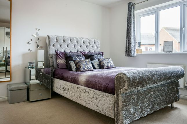 Bedroom Two of Bosworth Way, Leicester Forest East LE3