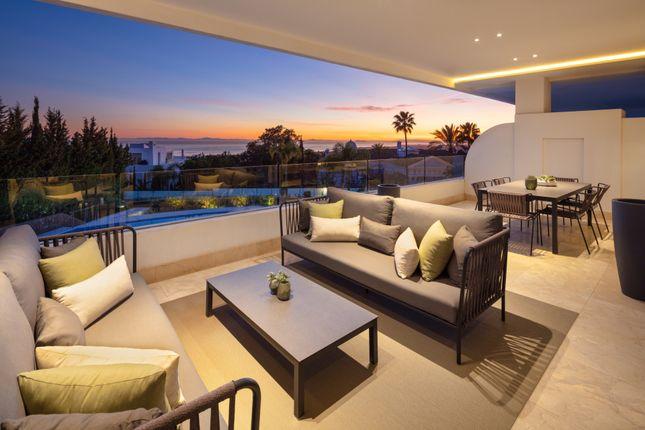 Thumbnail Penthouse for sale in Reserva De Sierra Blanca, Marbella Golden Mile, Marbella