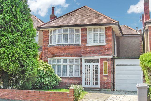Thumbnail Semi-detached house to rent in Donnington Road, Harrow, Greater London
