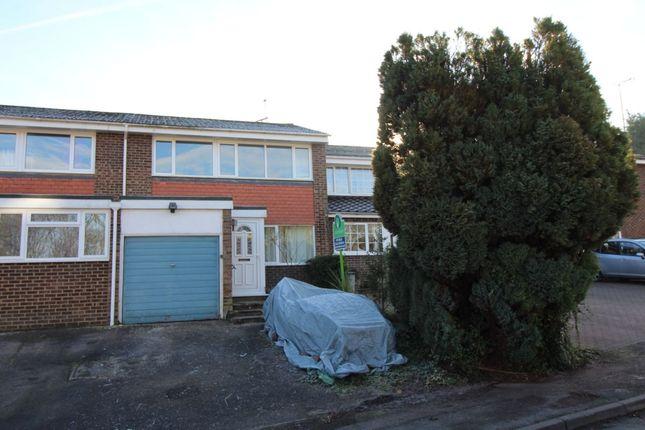 Thumbnail Terraced house for sale in Tattershall Drive, Woodhall Farm, Hemel Hempstead