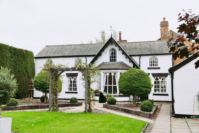 4 bed detached house for sale in Park Road, Leicestershire, Blaby LE8