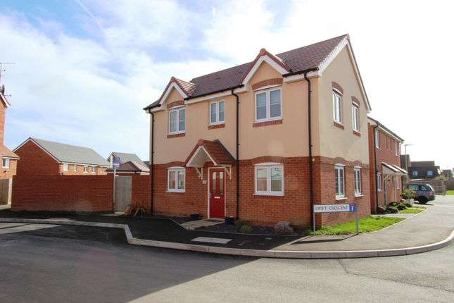 Thumbnail Detached house for sale in Swift Crescent, Deal