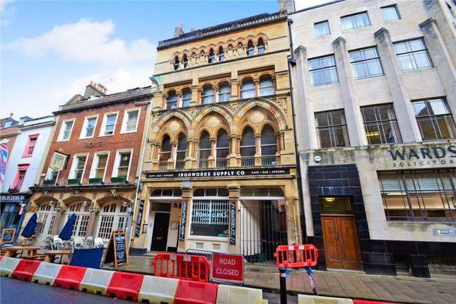 Thumbnail Flat to rent in Broad Street, Bristol