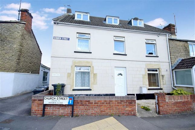 Thumbnail Flat to rent in Church Street, Swindon, Wiltshire