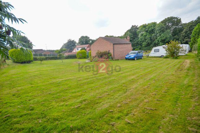 Thumbnail Detached bungalow for sale in Hague Lane, Renishaw, Sheffield